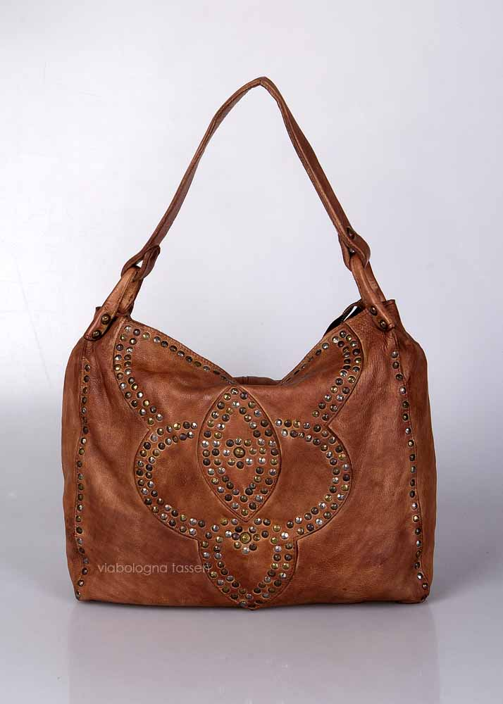 Vintage Republic leren tas model Ameglia